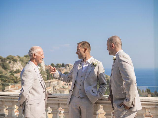 Il matrimonio di Rod e Sharon a Aci Castello, Catania 20