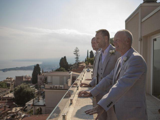 Il matrimonio di Rod e Sharon a Aci Castello, Catania 21