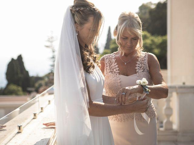 Il matrimonio di Rod e Sharon a Aci Castello, Catania 24