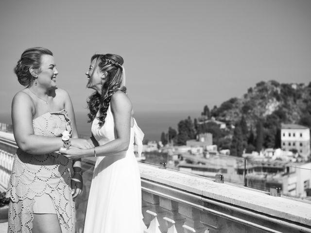 Il matrimonio di Rod e Sharon a Aci Castello, Catania 1
