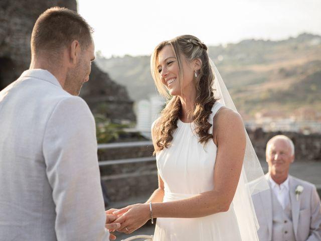 Il matrimonio di Rod e Sharon a Aci Castello, Catania 39