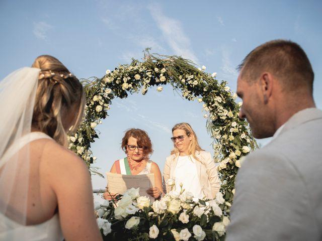 Il matrimonio di Rod e Sharon a Aci Castello, Catania 44