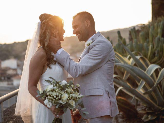 Le nozze di Sharon e Rod
