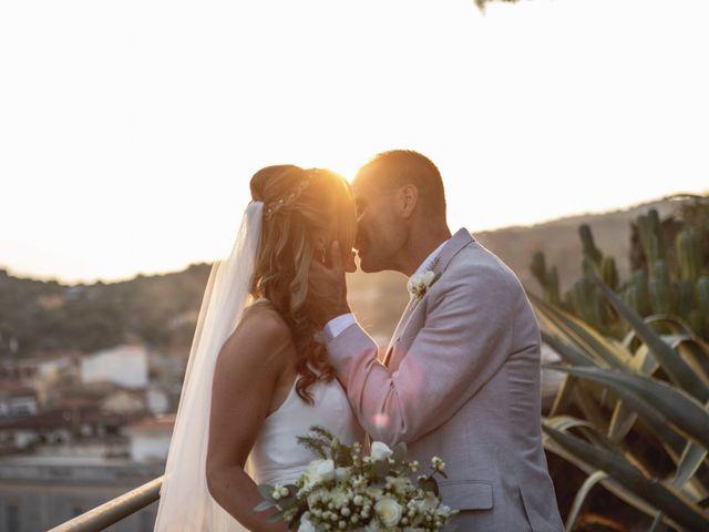 Il matrimonio di Rod e Sharon a Aci Castello, Catania 55