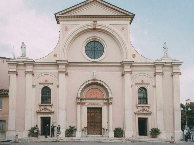 Il matrimonio di Giada e Mattia a Viadana, Mantova 31