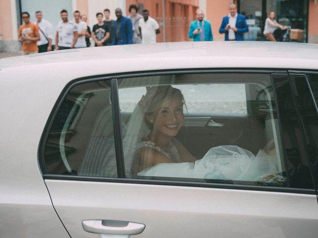 Il matrimonio di Giada e Mattia a Viadana, Mantova 35