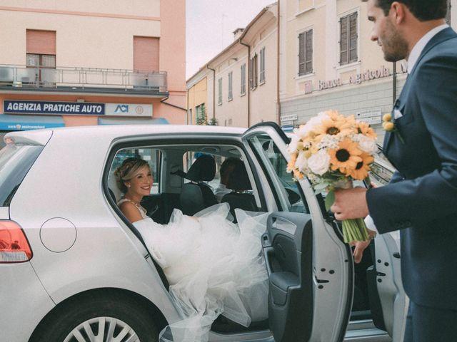 Il matrimonio di Giada e Mattia a Viadana, Mantova 36