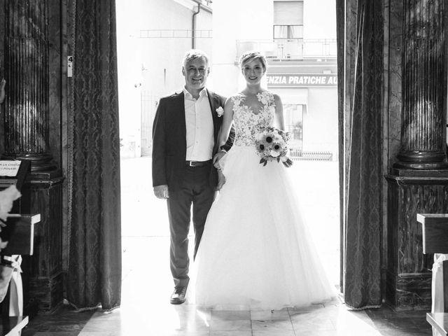 Il matrimonio di Giada e Mattia a Viadana, Mantova 40