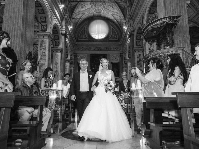 Il matrimonio di Giada e Mattia a Viadana, Mantova 41