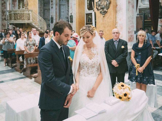 Il matrimonio di Giada e Mattia a Viadana, Mantova 47