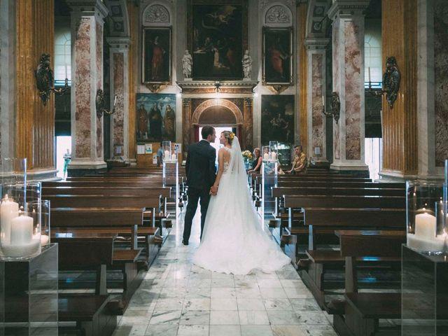 Il matrimonio di Giada e Mattia a Viadana, Mantova 57