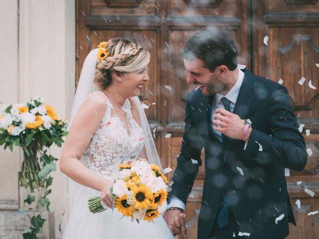 Il matrimonio di Giada e Mattia a Viadana, Mantova 60