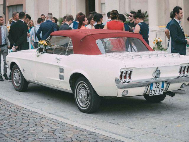 Il matrimonio di Giada e Mattia a Viadana, Mantova 64