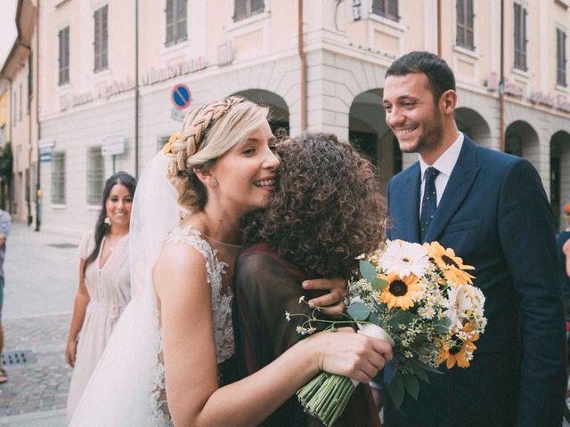 Il matrimonio di Giada e Mattia a Viadana, Mantova 65