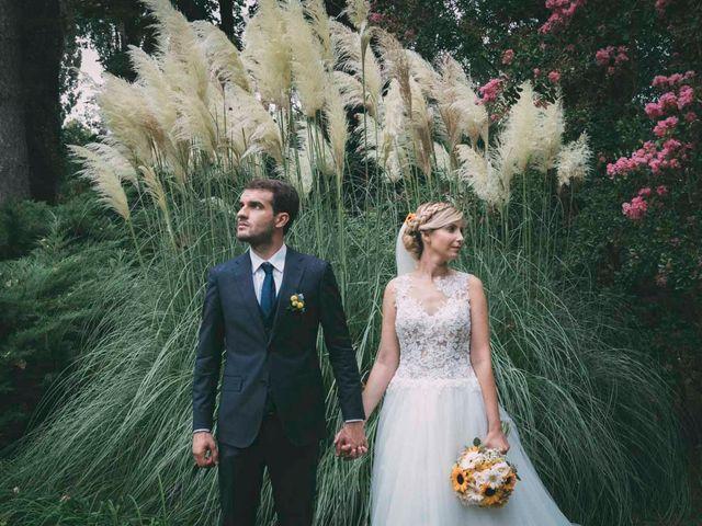 Le nozze di Mattia e Giada