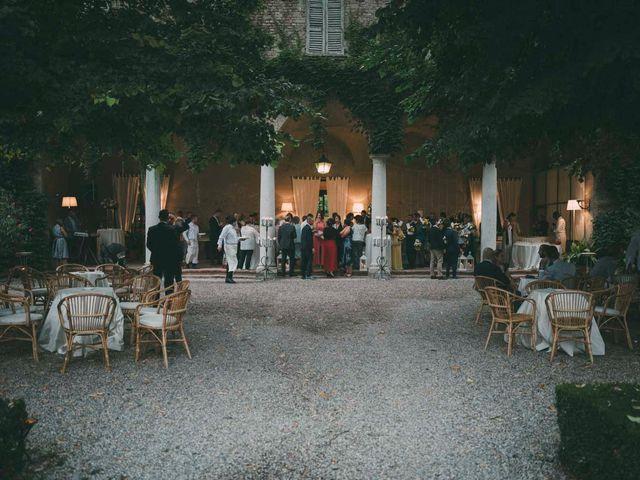 Il matrimonio di Giada e Mattia a Viadana, Mantova 79