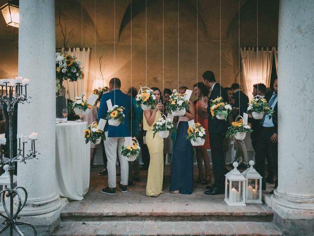 Il matrimonio di Giada e Mattia a Viadana, Mantova 80