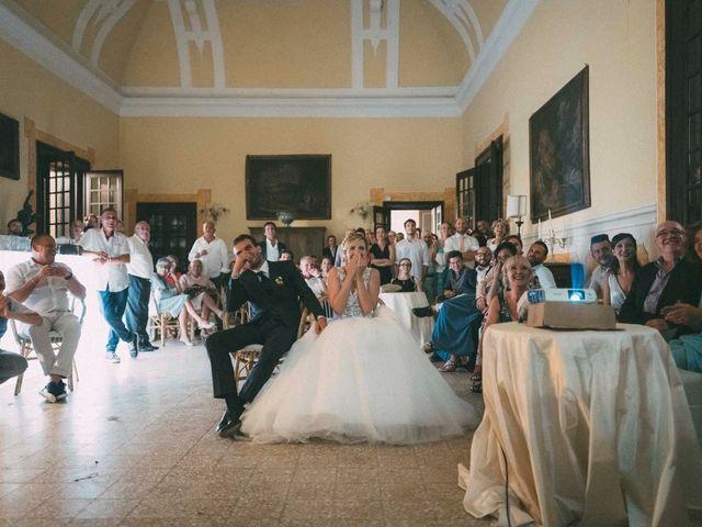 Il matrimonio di Giada e Mattia a Viadana, Mantova 86