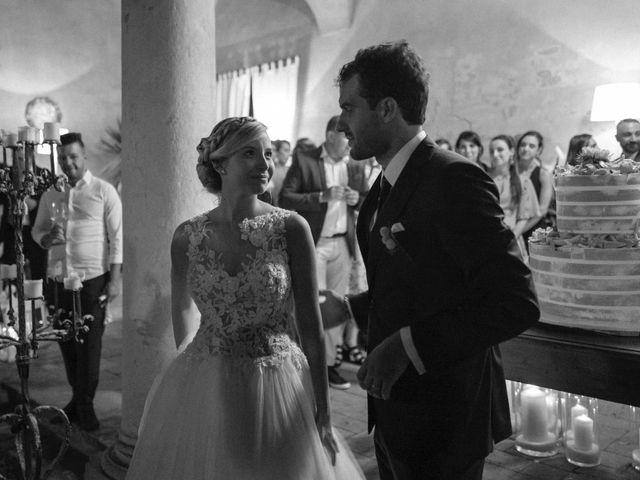 Il matrimonio di Giada e Mattia a Viadana, Mantova 91