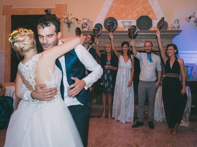 Il matrimonio di Giada e Mattia a Viadana, Mantova 99