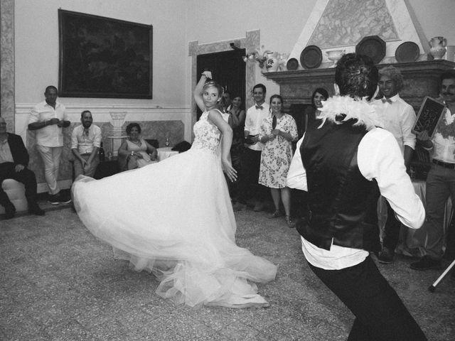 Il matrimonio di Giada e Mattia a Viadana, Mantova 100