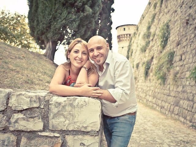 Il matrimonio di Massimo e Melissa a Nova Milanese, Monza e Brianza 7