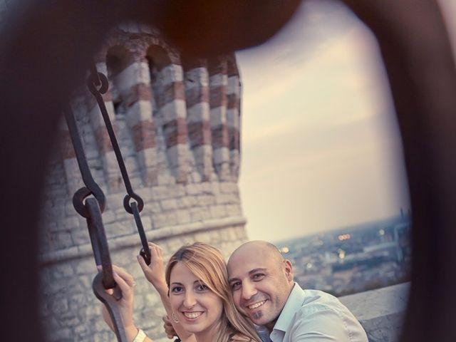 Il matrimonio di Massimo e Melissa a Nova Milanese, Monza e Brianza 11
