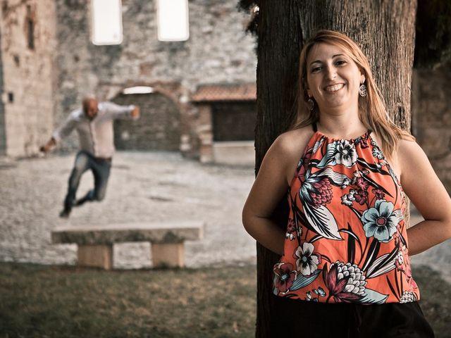 Il matrimonio di Massimo e Melissa a Nova Milanese, Monza e Brianza 17