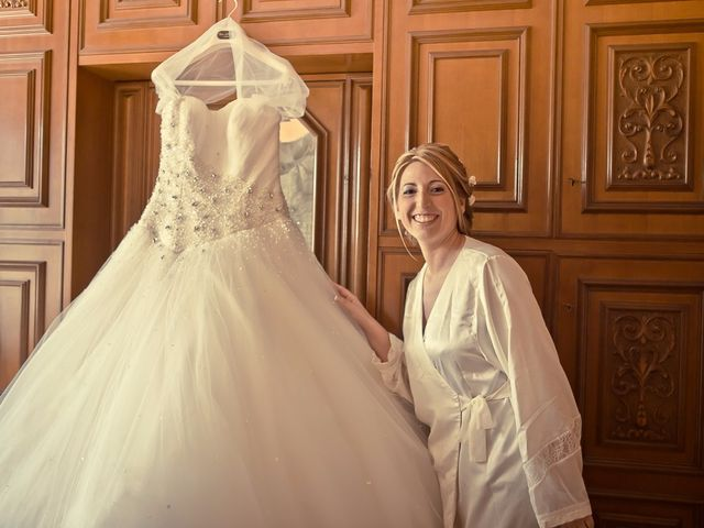 Il matrimonio di Massimo e Melissa a Nova Milanese, Monza e Brianza 37