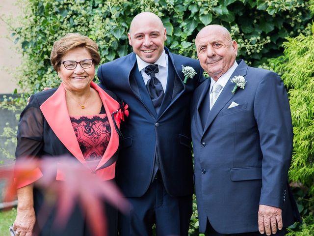 Il matrimonio di Massimo e Melissa a Nova Milanese, Monza e Brianza 46