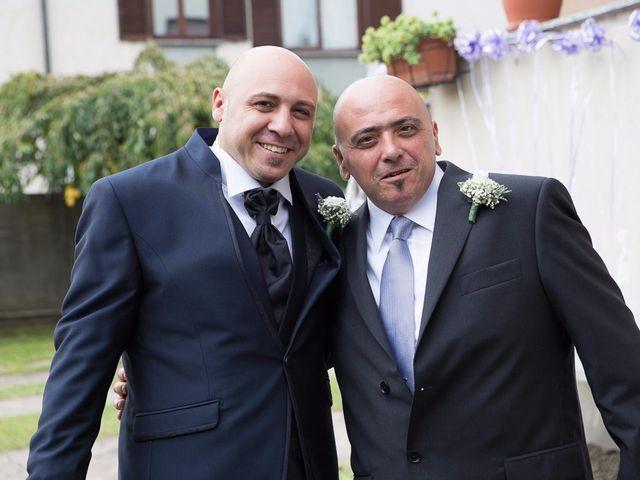 Il matrimonio di Massimo e Melissa a Nova Milanese, Monza e Brianza 49