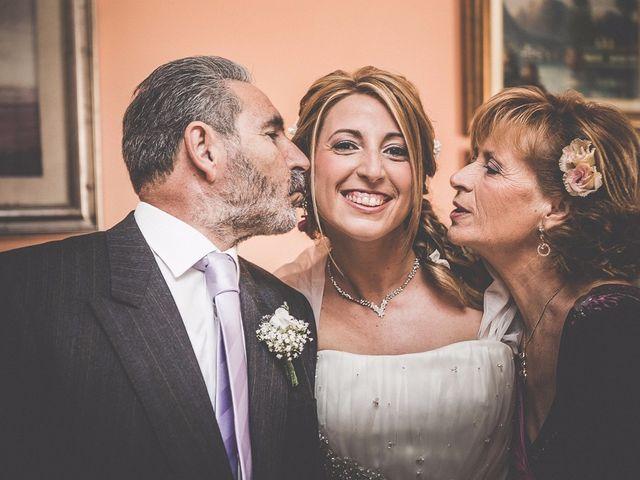 Il matrimonio di Massimo e Melissa a Nova Milanese, Monza e Brianza 52