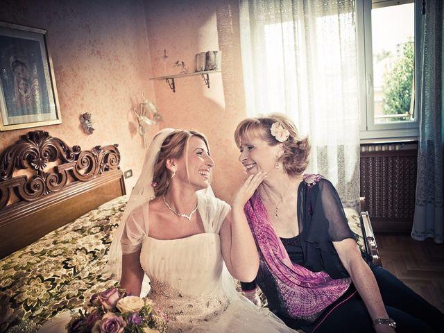 Il matrimonio di Massimo e Melissa a Nova Milanese, Monza e Brianza 55