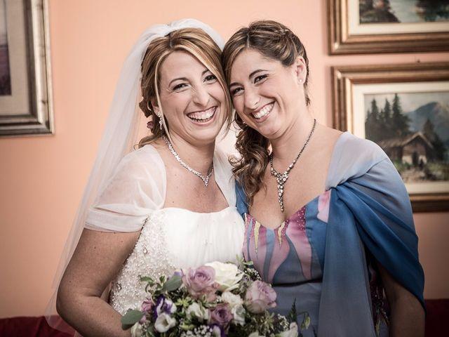 Il matrimonio di Massimo e Melissa a Nova Milanese, Monza e Brianza 57
