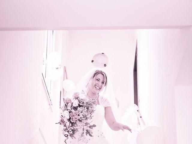 Il matrimonio di Massimo e Melissa a Nova Milanese, Monza e Brianza 61