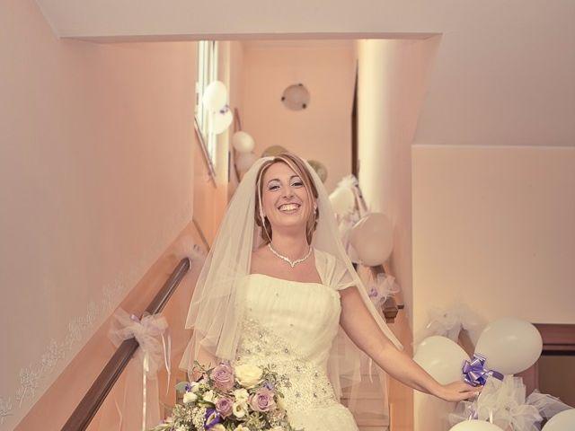 Il matrimonio di Massimo e Melissa a Nova Milanese, Monza e Brianza 62
