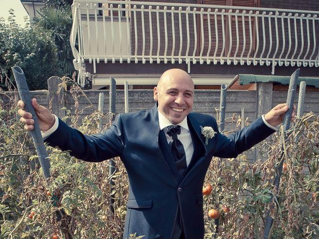 Il matrimonio di Massimo e Melissa a Nova Milanese, Monza e Brianza 63