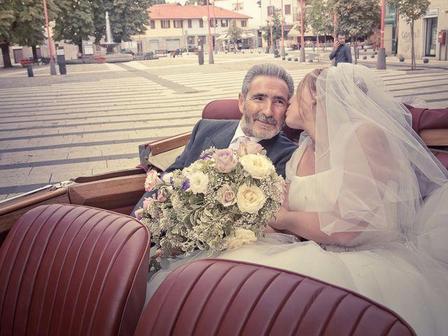 Il matrimonio di Massimo e Melissa a Nova Milanese, Monza e Brianza 66