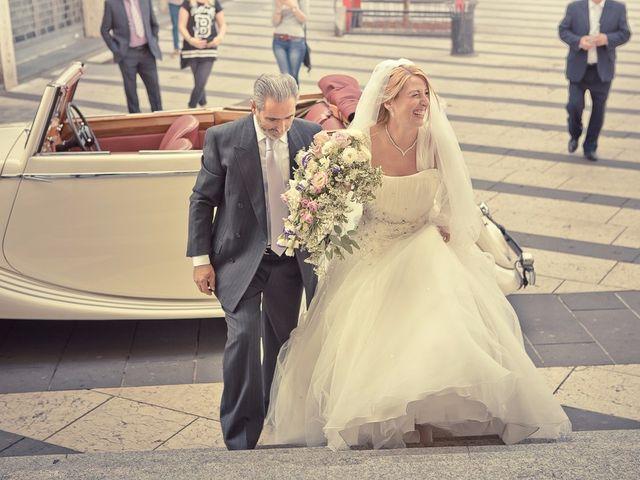 Il matrimonio di Massimo e Melissa a Nova Milanese, Monza e Brianza 67