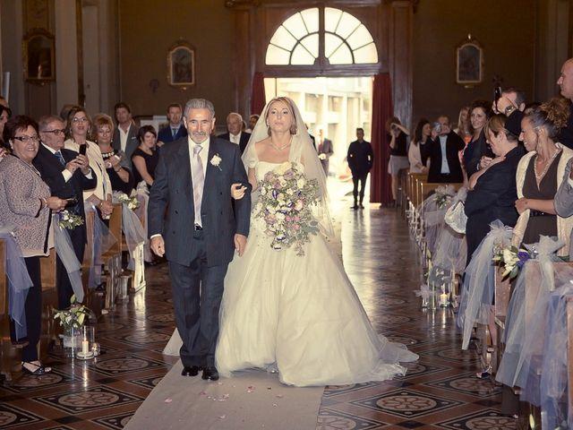 Il matrimonio di Massimo e Melissa a Nova Milanese, Monza e Brianza 69