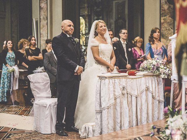 Il matrimonio di Massimo e Melissa a Nova Milanese, Monza e Brianza 70