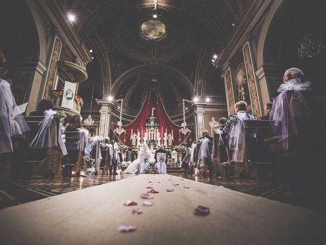 Il matrimonio di Massimo e Melissa a Nova Milanese, Monza e Brianza 71