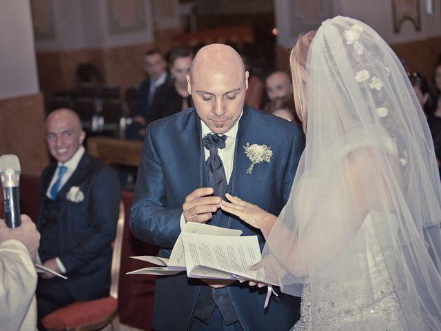 Il matrimonio di Massimo e Melissa a Nova Milanese, Monza e Brianza 73