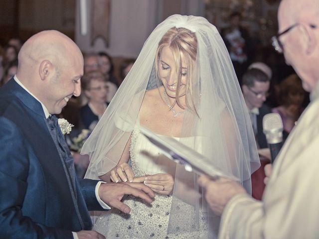 Il matrimonio di Massimo e Melissa a Nova Milanese, Monza e Brianza 74