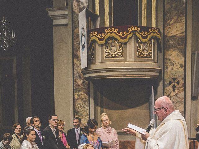 Il matrimonio di Massimo e Melissa a Nova Milanese, Monza e Brianza 76