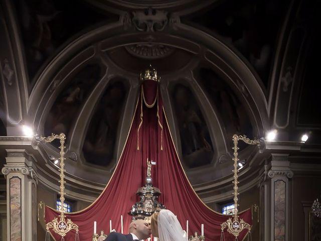 Il matrimonio di Massimo e Melissa a Nova Milanese, Monza e Brianza 79