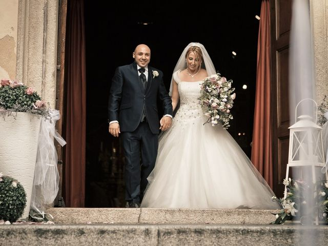 Il matrimonio di Massimo e Melissa a Nova Milanese, Monza e Brianza 80