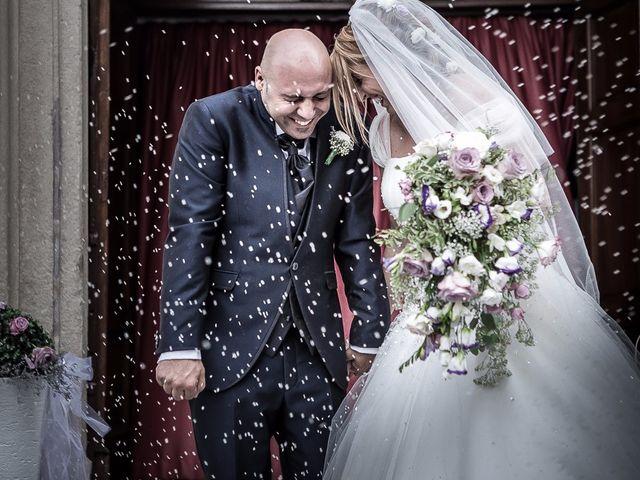 Il matrimonio di Massimo e Melissa a Nova Milanese, Monza e Brianza 81