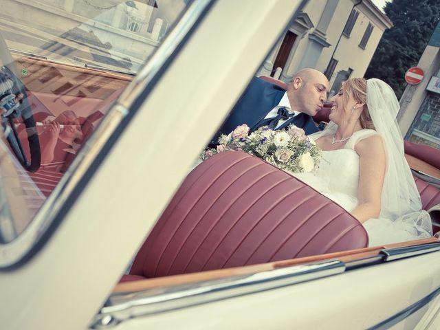 Il matrimonio di Massimo e Melissa a Nova Milanese, Monza e Brianza 86