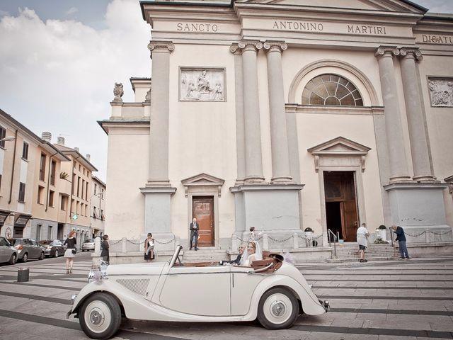 Il matrimonio di Massimo e Melissa a Nova Milanese, Monza e Brianza 87